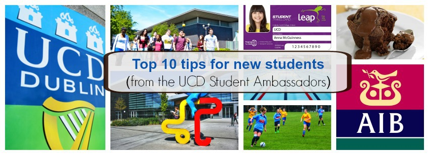 Top 10 tips for new students