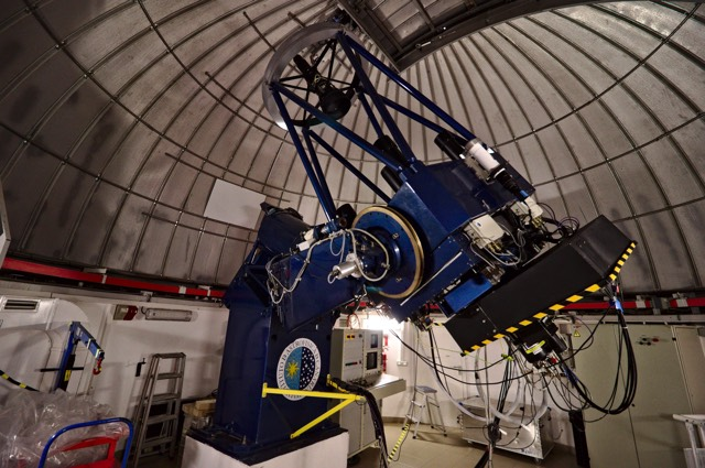 80cm IAC80 optical telescope