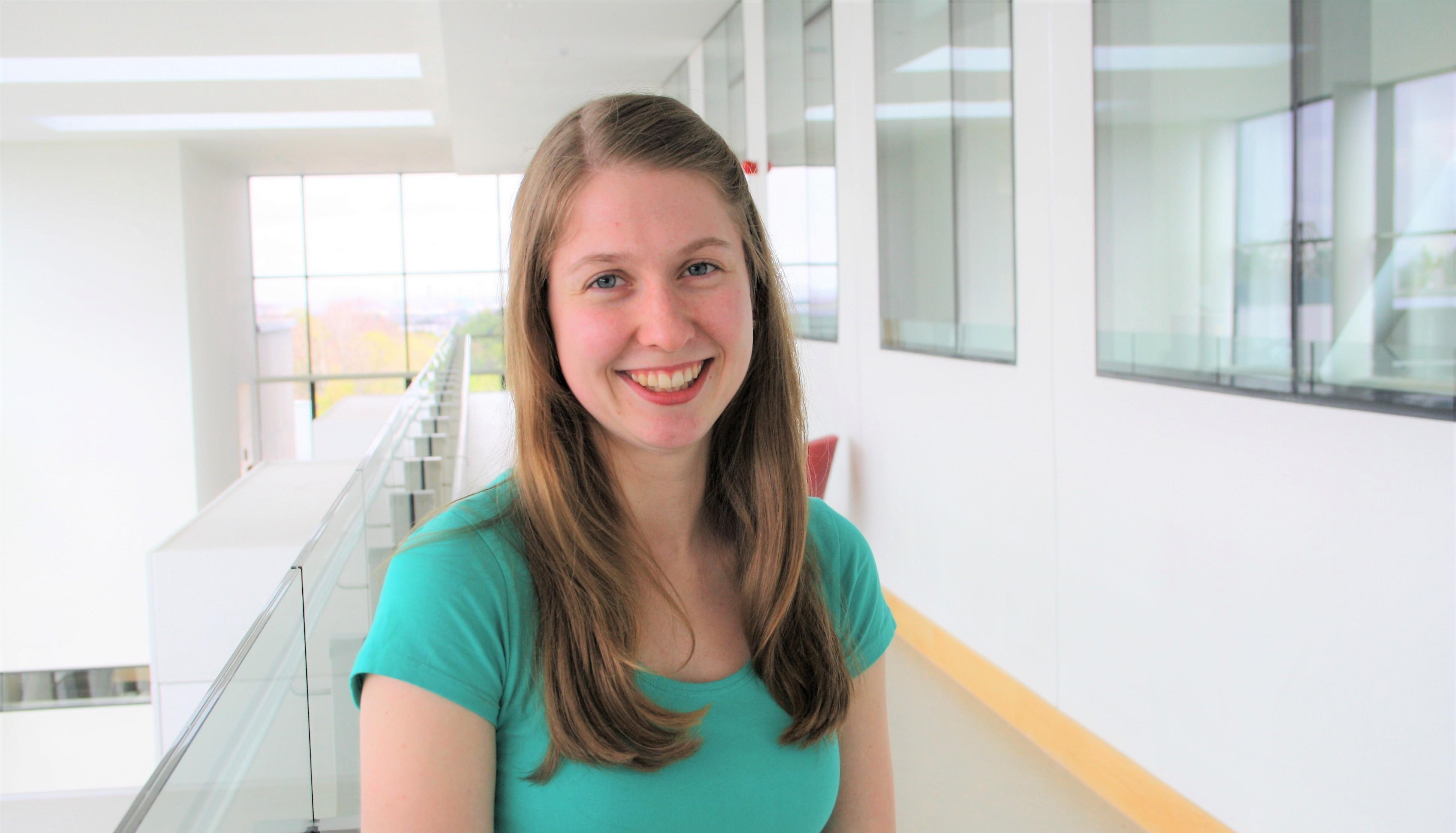 Current UCD Biology, Mathematics & Education student, Emily Lewanowski-Breen