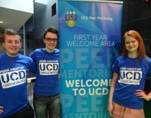 UCD Peer Mentors