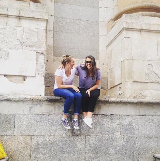 students at Pontifical university in Salamanca