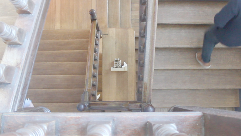 Stairs at Richview_credit Ozan Balcik and Conor English