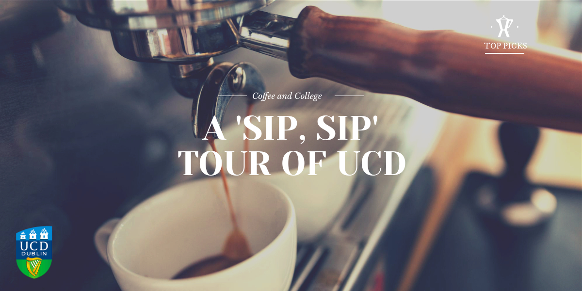 Coffee & College: A 'Sip-Sip' Tour of UCD