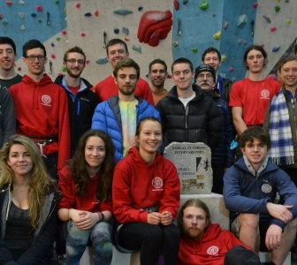 UCD Mountaineering Club –  Andrew Keating