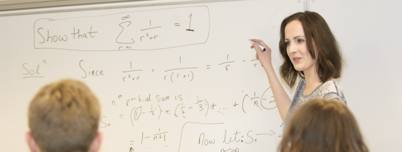 Studying Mathematics at UCD – Caitríona Byrne