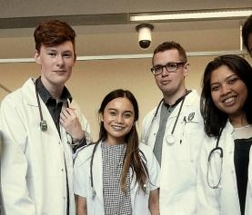 Studying UCD Medicine