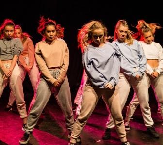 UCD Dancesoc's First EVER Christmas Showcase