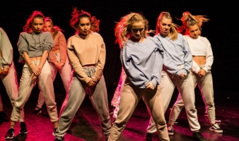 UCD Dancesoc's First EVER Christmas Showcase