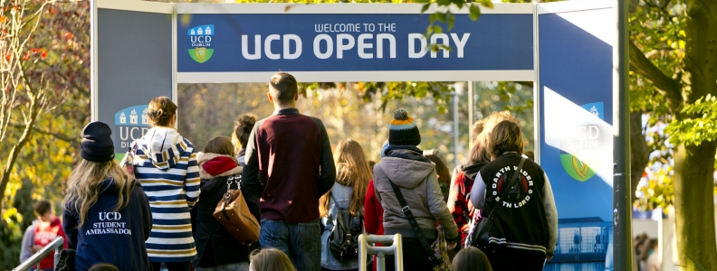 The Top 5 Things Not to Miss at The UCD Open Day 2017