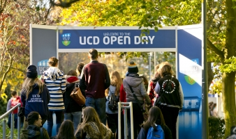 Why you should come to the UCD Open Day!