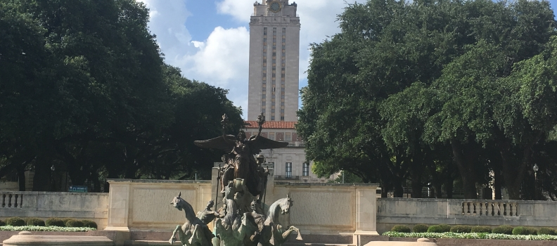 From UCD to Texas in One Semester