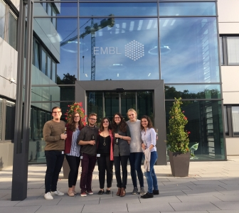 Starting my Internship at EMBL – Béga Murray