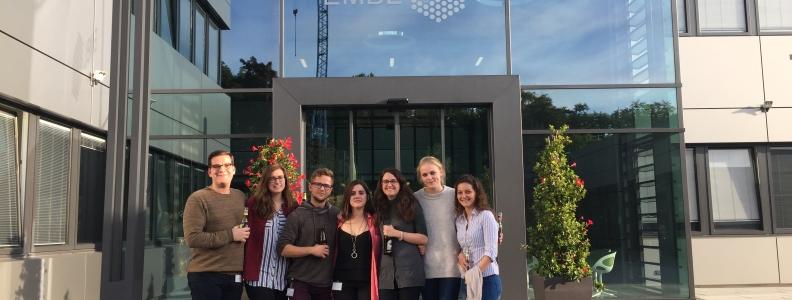 Starting my Internship at EMBL – Béga Murray
