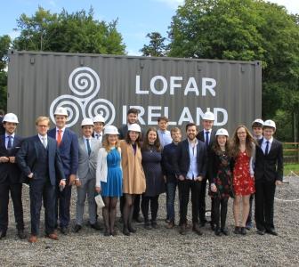 Building the I-LOFAR Telescope – The Final Phase