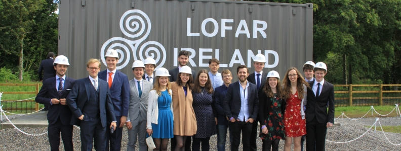 Building the I-LOFAR Telescope – The Final Phase