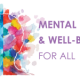 Looking After Health and Well-Being