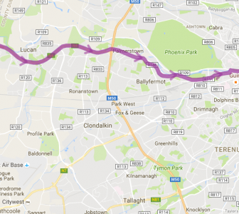 My Daily Commute – Celbridge to UCD