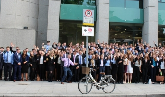 My Summer Internship – Working in Deloitte