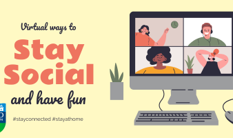 Virtual Ways To Stay Social And Have Fun