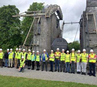 Building the I-LOFAR Radio Telescope – Part 1 Rachel Dunwoody