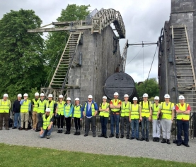 Building the I-LOFAR Radio Telescope – Rachel Dunwoody